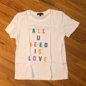 NWOT La Hearts T-Shirt from Pac Sun